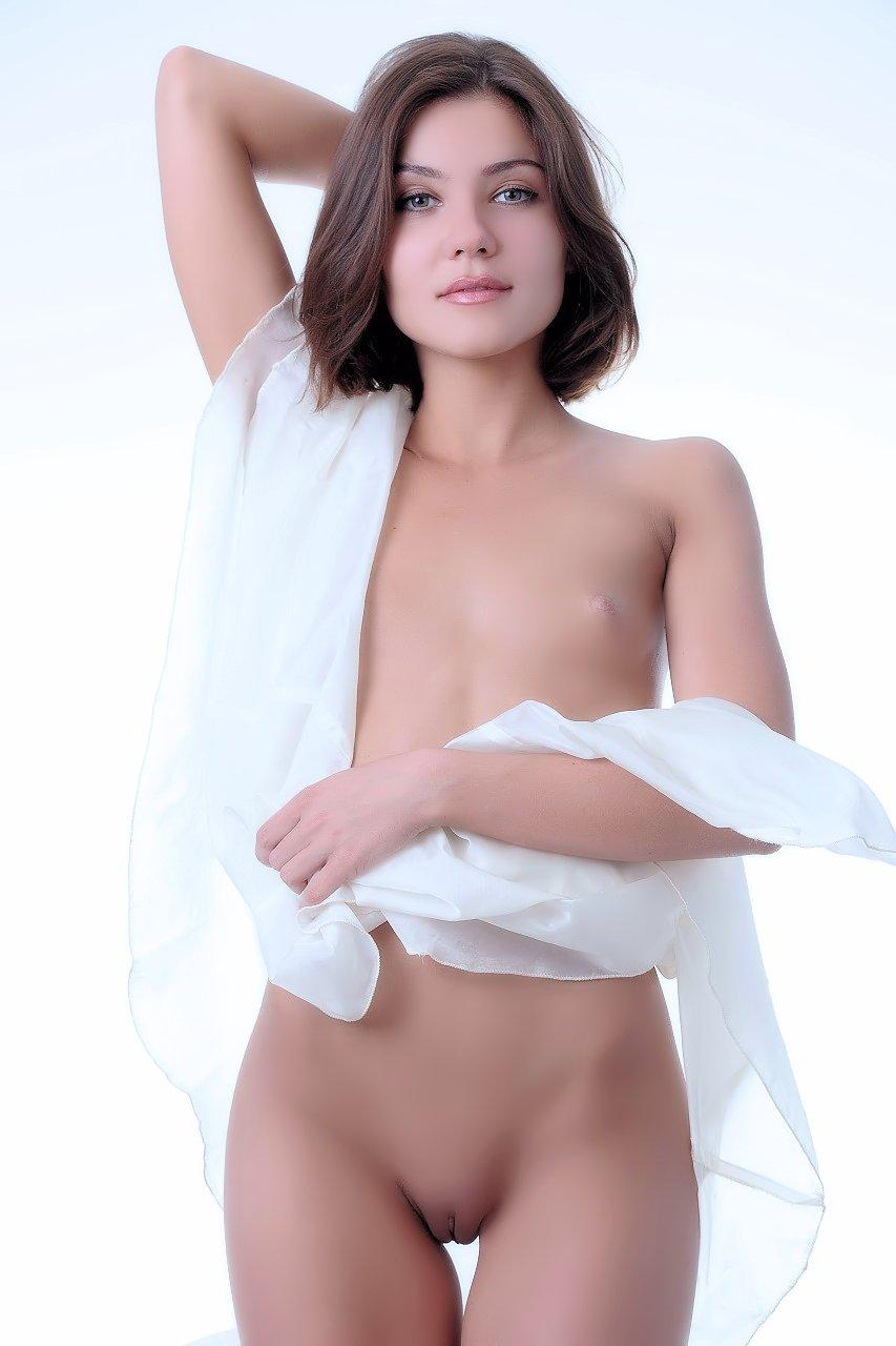 Glatt Rasierte Vagina